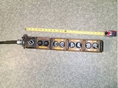 Picture of 208-240vAlternatRelay 1-SPDT For Hubbell Industrial Controls Part# 47AB10AG
