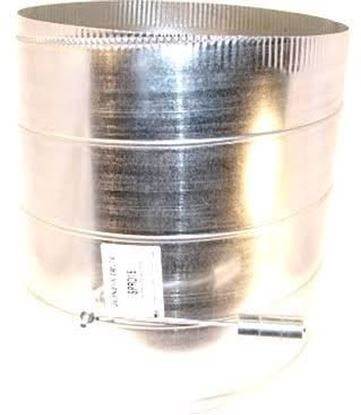 """Picture of 18""""ROUND STATIC PRESS.DAMPER For ZoneFirst Part# SPRD-18"""