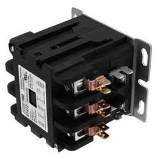240v 60a 3pole Dp Contactor For Mars Part  61472