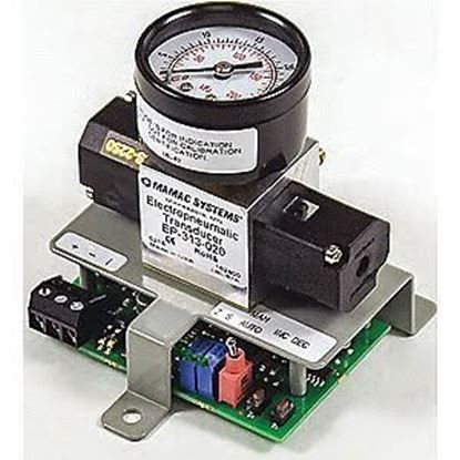 Picture of 0/20# E-P Xdcr w/Man Override For Mamac Systems Part# EP-313-020