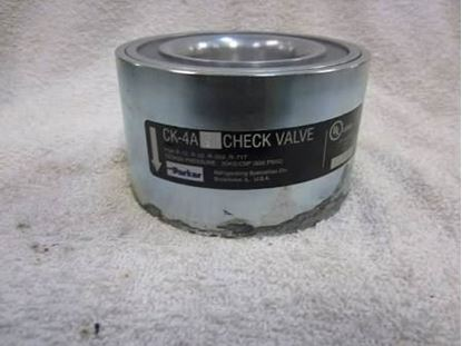 """Picture of 2.5"""" CheckValve Less Flanges For Parker Refrigeration Specialties Part# CK4A-9"""