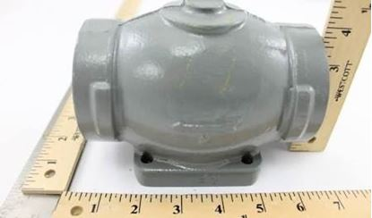 "Picture of 1 1/4"" ORIFICE FOR 243 For Sensus-Gas Division Part# 143-16-023-03"