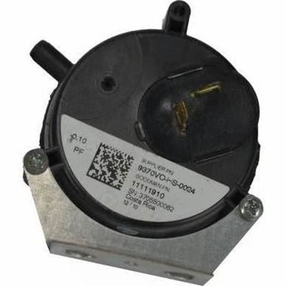 "Picture of -.10""wc SPST Pressure Switch For Amana-Goodman Part# 11111910"