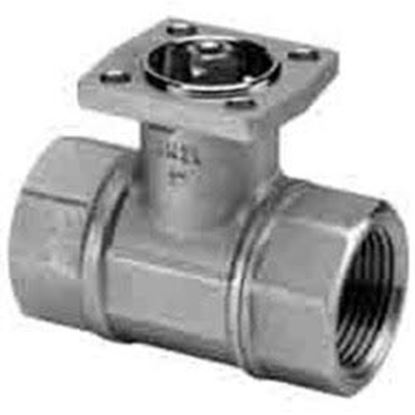 """Picture of 1 1/4"""" 2WAY S.S. 25cv VALVE For Belimo Part# B231"""