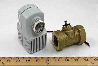 "Picture of 1"" 2-WAY 7.0Cv NO 24V S/R For KMC Controls Part# VEZ-4104AMBM"