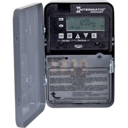 Picture of 120-277V SPST 7DAY TIMER For Intermatic Part# ET8015C