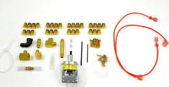 Natural To Lp Conversion Kit For Carrier Part