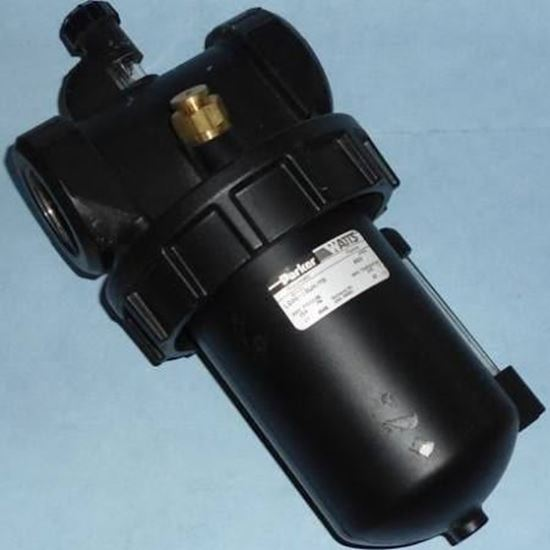 """Picture of 1.5"""" Gauge 0-160# Rg. For Parker Watts Fluid Air Part# K4515N18160"""
