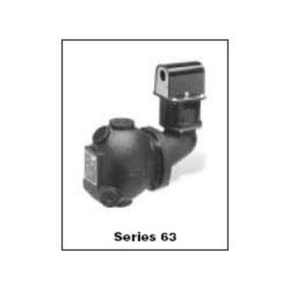 """Picture of 1.25""""S.S.,1000#,SPDT  #120160 For Xylem-McDonnell & Miller Part# FS7-4S"""