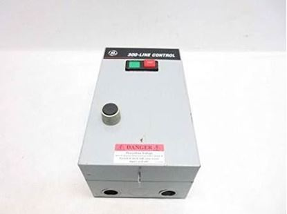 Picture of 3-Pole Starter Size 0 For General Electric Products Part# CR306B102