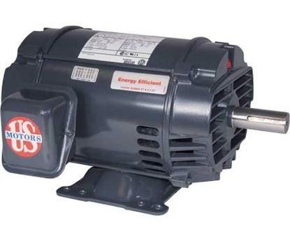 Picture of 1.5hp, 145T, 3ph, 1800rpm For Nidec-US Motors Part# D32P2D