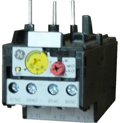 Picture of 10.0-16.0 AMP OVERLOAD RELAY For General Electric Products Part# RT1P