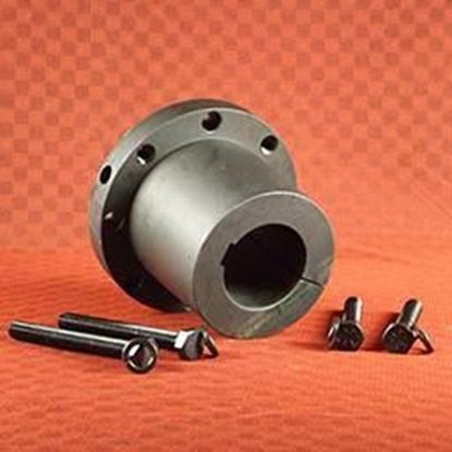 "Picture of 1 3/8""Bushing w/ 3/8x3/16Key For Browning Part# H 1 3/8 3/8"