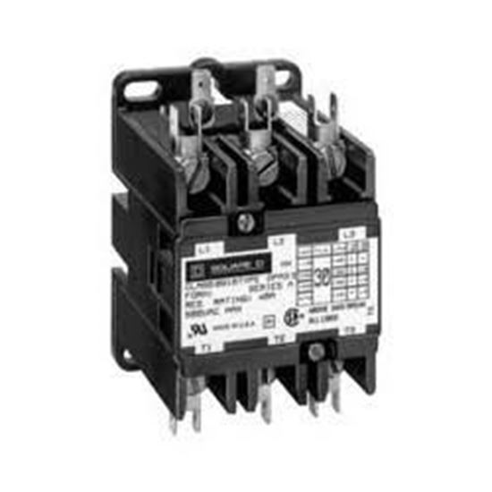 120V 40A 3P DP Contactor For Trane Part# CTR2731
