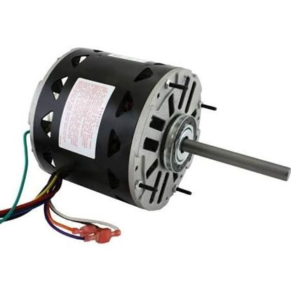 """Picture of 115v Fan Motor 1/4""""Shaft For Williams Comfort Products Part# 7810"""