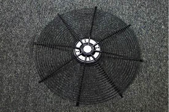 Fan Grille For Trane Part Grl1944 Hvac Parts And