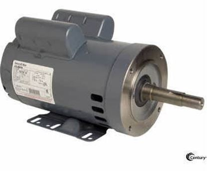 Picture of 1.5HP 115/230V 1800RPM Motor For Century Motors Part# P123