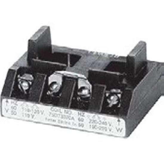 Picture of 110-120/220-240V COIL Sz00-2.5 For Siemens Industrial Controls Part# 75D73070A