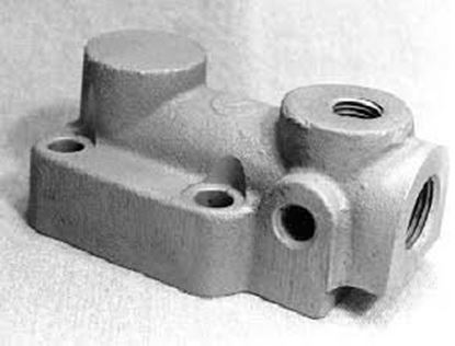 Picture of KIT MOUNTING For Carlyle Part# 06DA660056