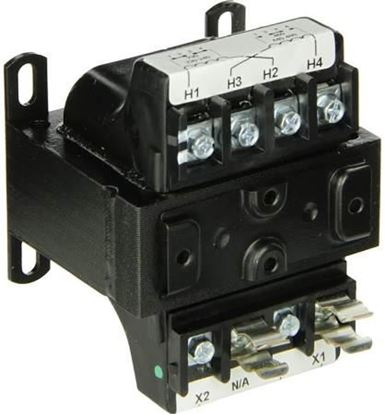 Picture of 208/277-120V 75VA Transformer For Siemens Industrial Controls Part# MT0075F