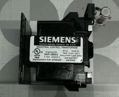 Picture of 208/277->120V 50VA Transformer For Siemens Industrial Controls Part# MT0050F