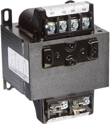 Picture of 208/230/460vPrim 24vSec 150VA For Siemens Industrial Controls Part# MT0150J