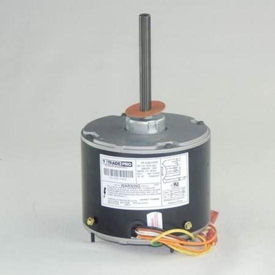 265v 1ph Outdoor Fan Motor For Trane Part Mot11237 Hvac