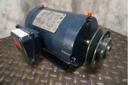Picture of 1 1/2HP 208-230/460V 1740RPM For Century Motors Part# TO105