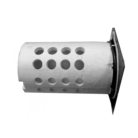 hvac combustion chamber parts