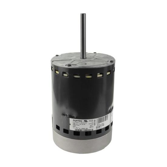 X-13 Motor 460V 1 Hp BLANK For Rheem-Ruud Part# 51-103624