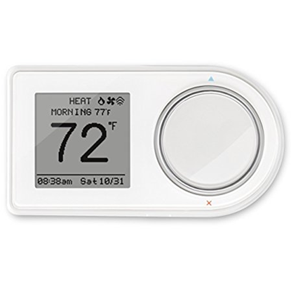 Picture of BATTERY OP & WIFI THERMOSTAT For Lux Products Part# GEO-WH