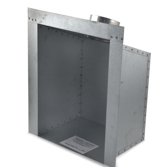 Flue Box Middle Panel For York Part S1 063 93866 700