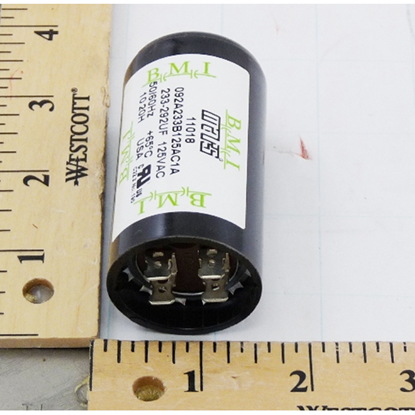 Picture of 233-292MFD 110/125V Start Cap For Tecumseh Part# 85PS110D87