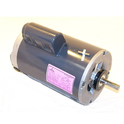 Picture of 1 1/2HP 1-Phase Motor 115/230V For Taco Part# 1636-013