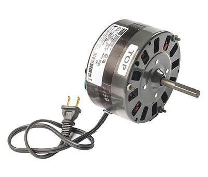 Picture of 1/10HP 115V 1050RPM CW Motor For Bard HVAC Part# 8101-016