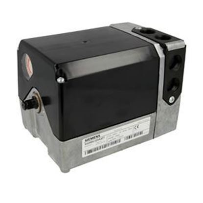 Picture of 110V 140inlb 25sec ReverAct. For Siemens Combustion Part# SQM50.450R1A