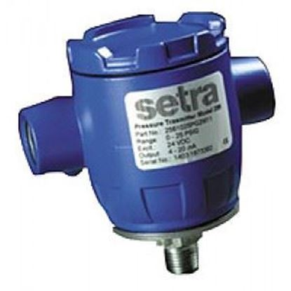 Picture of 0/100# 24VDC,OUTPUT:4-20mA For Setra Part# 2561100PG2M11